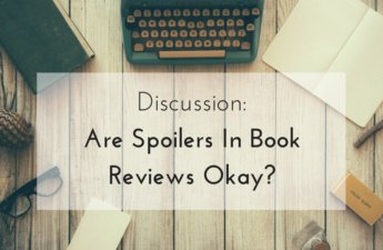spoilers in book reviews