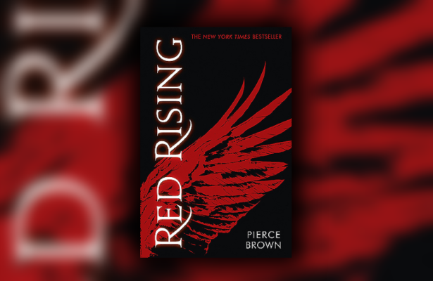 red rising pierce brown