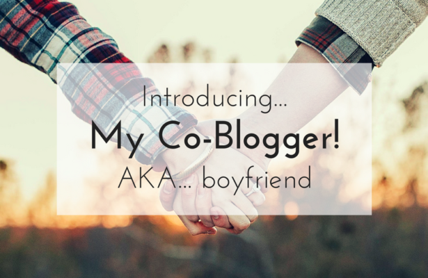 Introducing my co-blogger