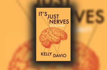 it's just nerves Kelly Davio
