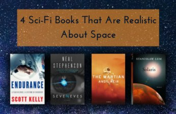 4 Scifi Books Realistic About Space