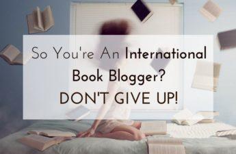 international book blogger
