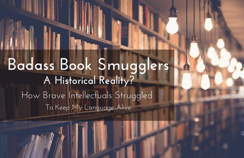 book smugglers
