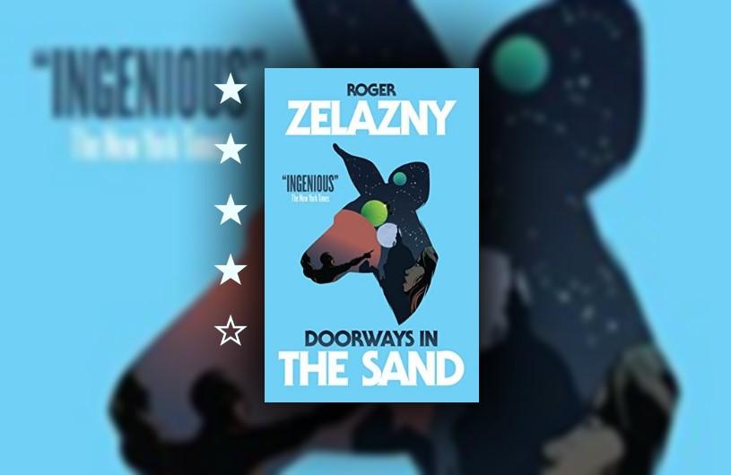 doorways in the sand