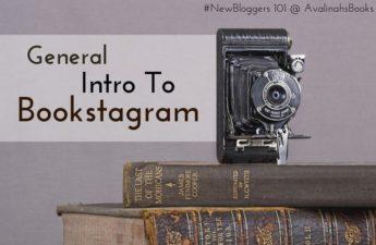 intro to bookstagram