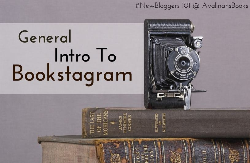 intro to bookstagram
