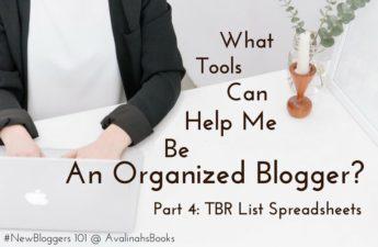 TBR spreadsheet