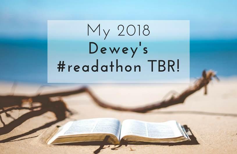 dewey's TBR 2018