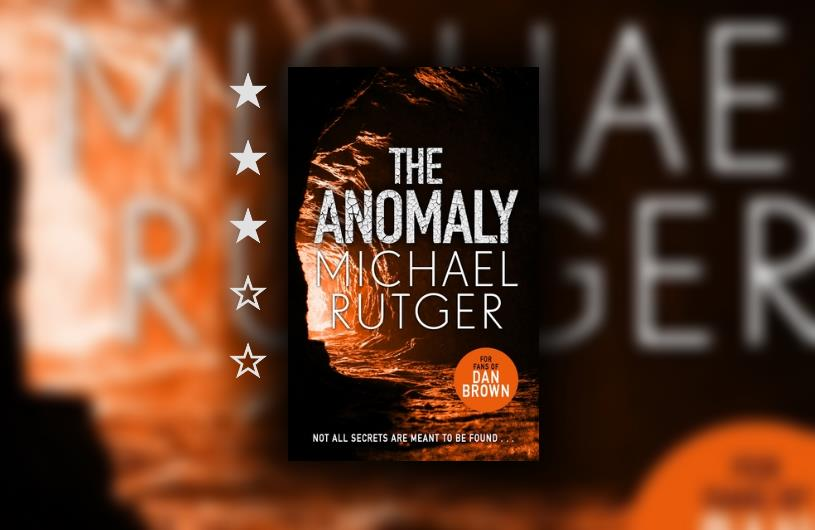 anomaly by michael rutger