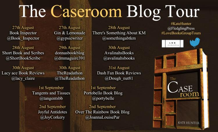 Caseroom blog tour dates