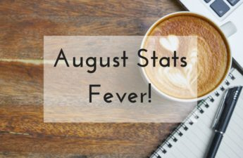 august stats fever cover