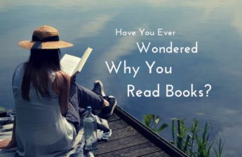 why you read