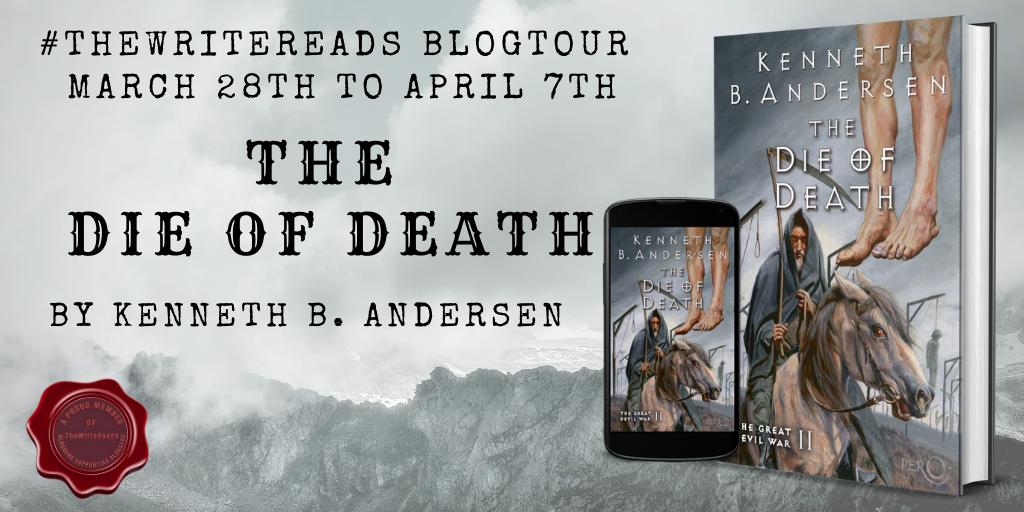 devil's apprentice 2 die of death blog tour banner