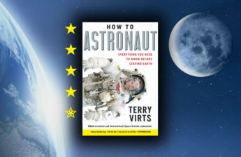 how to astronaut terry virts