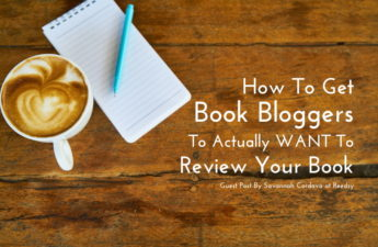 how to get book bloggers to review your book