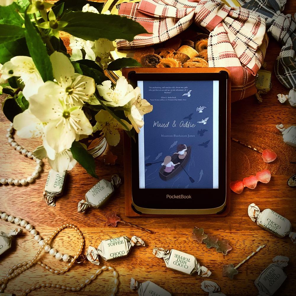 maud and addie bookstagram