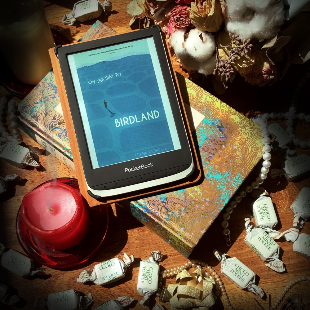On the way to Birdland by Frank Morelli photo on ereader