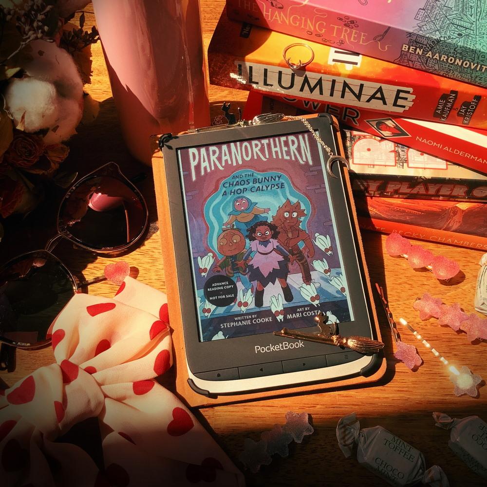 paranorthern bookstagram